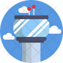 Airport Flight Travel Icon