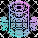 Fan Air Purifier Icon