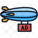 Airship Ads Icon