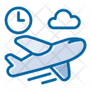 Airway Shipping Icon
