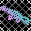 Ak Gun Icon