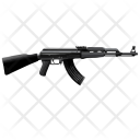 Ak 47 Automatic Russia Icon