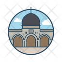 Al Aqsa Mosque Jerusalem Icon