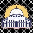 Travel Destination Al Aqsha Icon