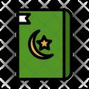 Al Quran Book Hadith Icon