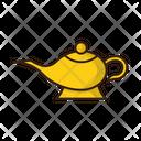 Lamp Aladdin Icon
