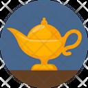 Aladin Energy Lamp Icon