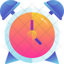 Stop Watch Timer Alert Icon