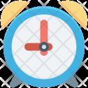 Alarm Clock Timekeeper Icon