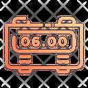 Alarm Digital Alarm Digital Clock Icon