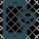 Alarm Message Notification Mobile Notification Icon