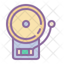 Alarm Attention Bell Icon