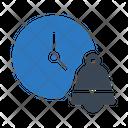Time Alarm Clock Icon