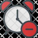Alarm Remove Disable Icon