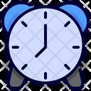 Alarm Bell Education Icon