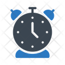 Alarm Clock Alert Icon