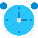 Alarm Clock Notification Icon
