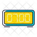 Alarm Digital Clock Icon