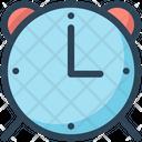 Education Alarm Time Icon
