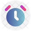 Interface Alarm Clock Icon