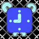 Clock Internet Business Icon