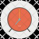 Alarm Clock Morning Icon