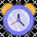 Clock Alarm Timepiece Icon