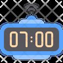 Smart Alarm Alarm Clock Icon