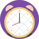 Alarm Clock Timepiece Icon