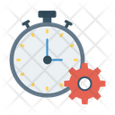 Alarm Deadline Clock Icon