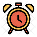 Alarm Clock Time Icon