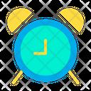 Clock Alarm Time Icon