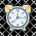 Alarm Warning Clock Icon