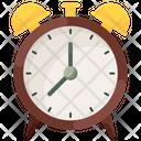 Alarm Clock Chronometer Timekeeper Icon
