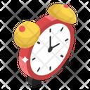 Alarm Clock Timekeeper Ringing Clock Icon
