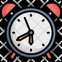 Alarm Clock Campaign Timing Clock Icon