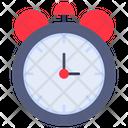 Alarm Clock Clock Stop Watch Icon