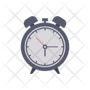 Alarm Clock Alert Time Icon
