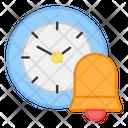 Alarm Clock Timepiece Table Clock Icon
