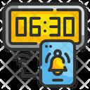 Alarm Notification Smart Alarm Alarm Icon