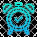 Alarm Notification Icon