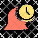 Alarm Time Icon
