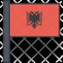 Albania Icon