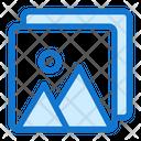 Album User Interfaces Icon