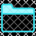 Album Binder Blue Icon
