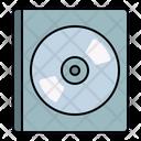 Album Cd Compact Icon