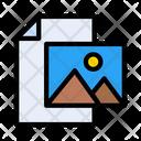 File Picture Photo Icon
