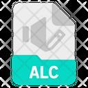 Alc file Icon