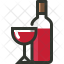 Alcohol Beverage Bottle Icon