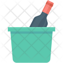 Alcohol Beer Bottle Icon